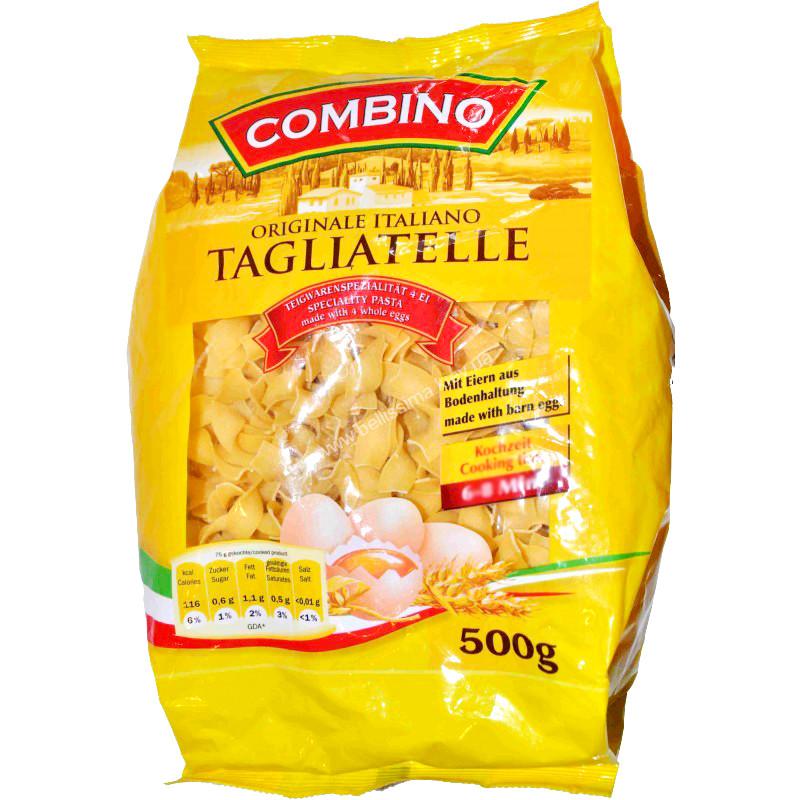 Макаронные изделия Combino Tagliatelle 500 г