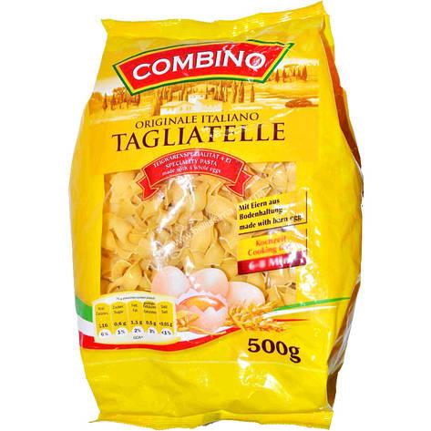 Макаронные изделия Combino Tagliatelle 500 г, фото 2