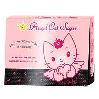 La Rive HelloKitty Melon For Girl Подарочный набор для женщин (Душистая вода 90мл / Гель для душа 250мл)
