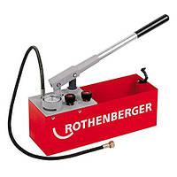 Ручной опрессовочный насос Rothenberger RP 50-S (Ротенбергер) 60200