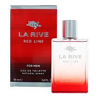 La Rive Red Line 90мл Туалетная вода для мужчин