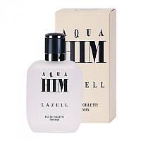 Lazell Aqua Him 100мл Туалетная вода для мужчин