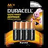 Батарейки Duracell - Basic АА LR6 1.5V 4/80/240шт