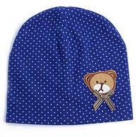 Детские шапочки до года весна осень