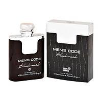 Marc Bernes Men's Code Black Mark 100мл Парфюмированная вода для мужчин