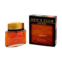 Positive Parfum Men's Club Safari 90мл Парфюмированная вода для мужчин