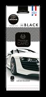 Ароматизатор Aroma Car Prestige Card Black