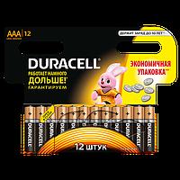 Батарейки Duracell - Basic ААА LR03 1.5V 12/96шт