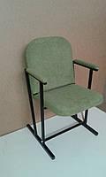 """Кресло для актового зала """"НЕО"""".  Мягкая мебель от производителя."""