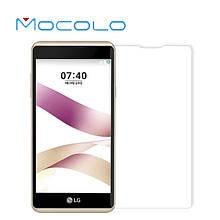 Защитное стекло Mocolo 2.5D 9H для LG X Skin
