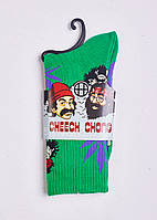 "Носки ""HUF"" Cheech & Chong (зеленые)"