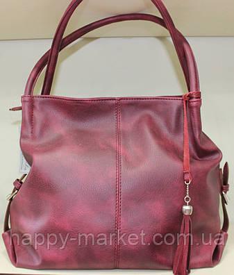 Сумка торба женская Производитель valetta studio Украина 17-1078-6, фото 2