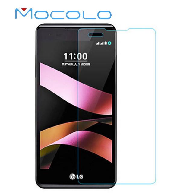 Защитное стекло Mocolo 2.5D 9H для LG X Style K200