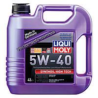 Масло моторное Liqui Moly Synthoil High Tech 5W-50, 4L