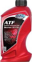 Олива MPM ATF Automatic Transmission Fluid Dexron III F/G 1л.