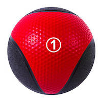 Мяч медицинский (медбол) IRONMASTER IR97801I-1 1 кг