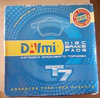 Тормозные колодки DAFMI GDB 341 FORD TRANSIT 2.0 Д 430