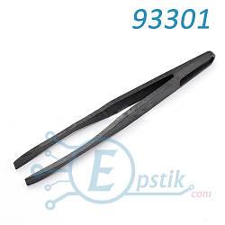 Пинцет антистатический пластиковый, жароустойчивый 93301