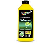 Грунтовка-концентрат антисептическая KOMPOZIT UNIVERSAL-BIO (1:4) глубокого проникновения, 2л