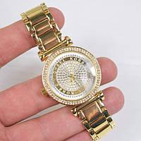Часы женские наручные Michael Kors Round Star золотые