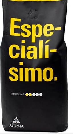 Кофе в зернах Cafe Burdet Especialisimo, 1 кг (Испания), фото 2