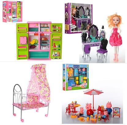 Игровая мебель для кукол