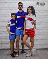 Батальные женские шорты FAMILY LOOK 5035 НР