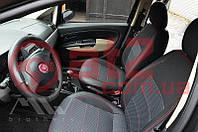 Fiat Linea (2007-2013), красная нить