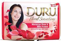 Мыло Duru Floral Sensations Марокканская Роза 90 г