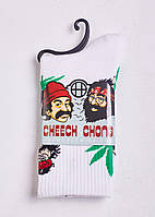 "Носки ""HUF"" Cheech & Chong (белые)"