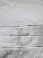 ТМ TAG Полотенце махровое  Крыжма для крещения
