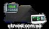Весы платформенные Jadever JBS-700P-1000(1010)