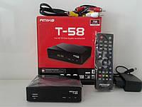 Ресивер цифрового телевидения AMIKO T58