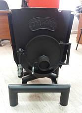 Печь варочная Calgary Lux тип 00 ЧК с конфоркой, фото 3