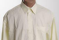 Carletti рубашка д/р размер L ПОГ 62 см б/у