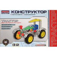 Конструктор метал Oxford 951337 Трактор