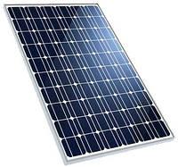 Сонячна панель Kvazar KV 130 Вт/12 В , фото 1