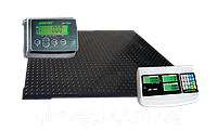 Весы платформенные Jadever JBS-700P-2000(1212)