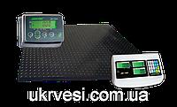 Весы платформенные Jadever JBS-700P-3000(1212)