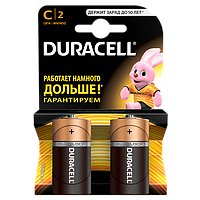 Батарейки Duracell - Basic C LR14 1.5V 2/20шт