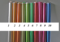 Пленка металлизированная (односторонняя)  в рулоне
