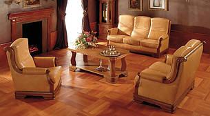 """Классическое мягкое кресло """"GUSTAW"""" (76 см), фото 2"""