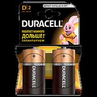 Батарейки Duracell - Basic D LR20 1.5V 2/20шт