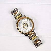 Часы женские наручные Pandora №8 золото с серебром