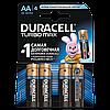 Батарейки Duracell - Turbo Max АА LR6 1.5V 4/80/240шт