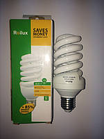 Roilux Лампа энергосберегающая 25Вт 25W E27 4100K