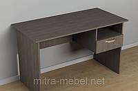 Стіл офісний з ящиком c-208 (1200*600*726h)