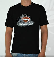 Футболка Harley Davidson M L XL черная