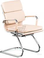 Кресло Special4You Крісло офісне Solano 3 conference бежевый E4831