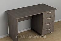 Офисный однотумбовый стол С-3111 (1200*600*726h)
